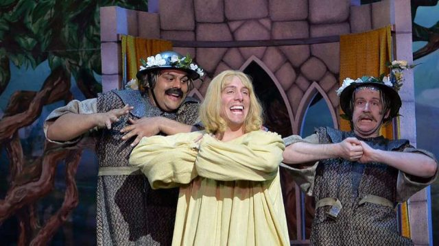 Don't miss Spamalot at the Towngate
